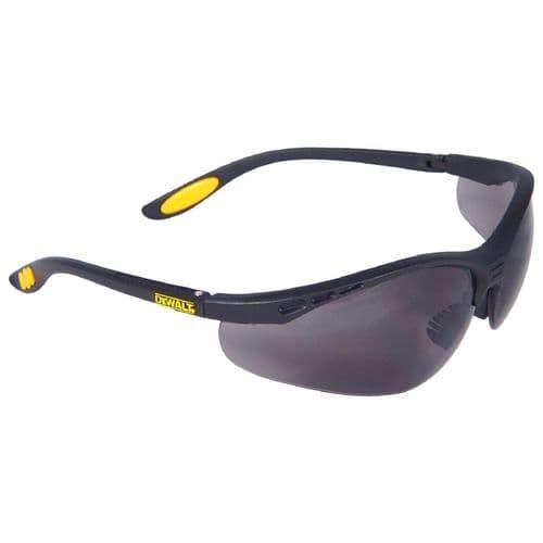 Dewalt Reinforcer DPG58 Eyewear Black/Charchoal/Yellow